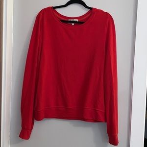 Red Wildfox sweater